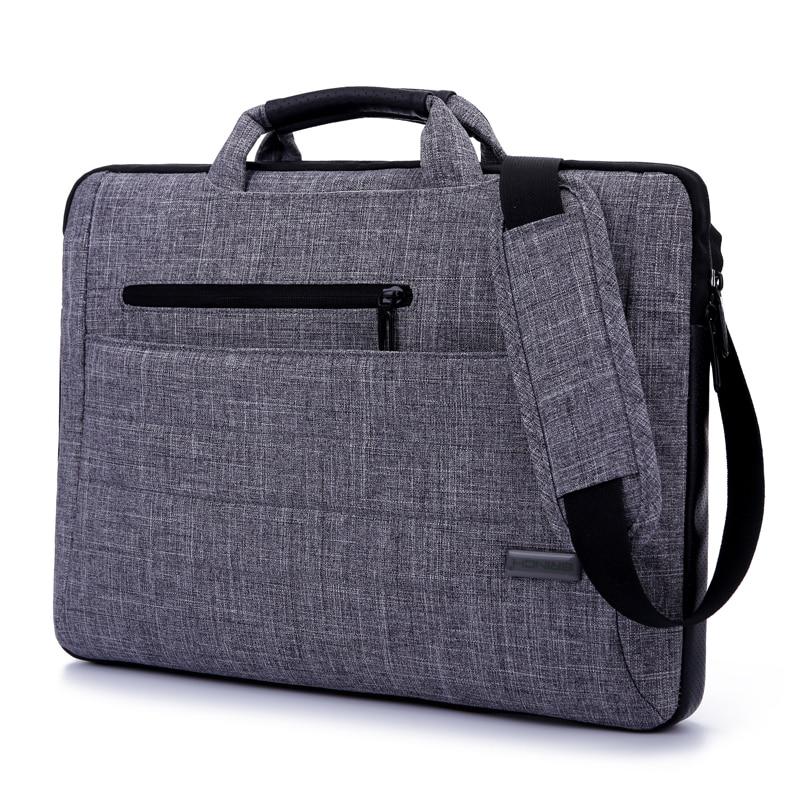Бринч 14 15.6-дюймовый Многофункциональный костюм Ткань Портативный Laptop Sleeve сумка для ноутбука, Планшеты, macBook, Тетрадь