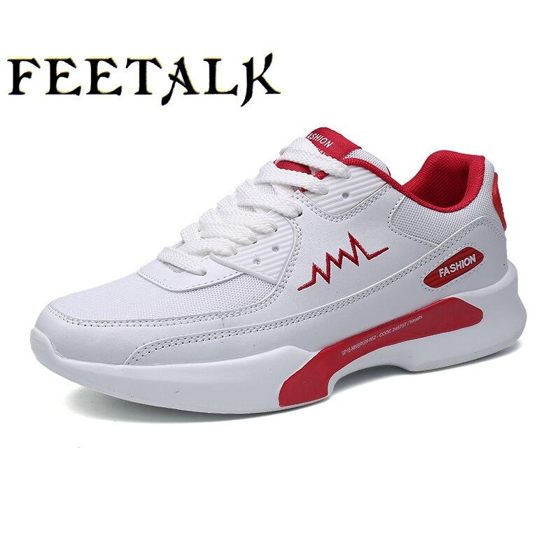 641edd40a97 Grandes Sapatos Tamanho 39-44 Men Running Shoes Popular Superstar athletic  shoes Lace Up Esporte Masculino Sapatos de caminhada Da Sapatilha Dos Homens  de ...