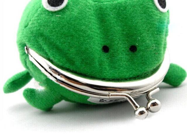 Frog wallet Naruto purse
