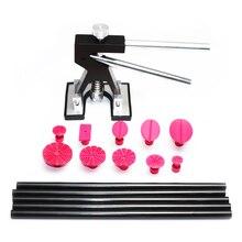 Инструменты PDR Paintless Dent Repair инструменты для удаления вмятин вкладки для инструмента для правки вмятин кузова Dent Lifter ручной инструмент набор PDR Toolkit Ferramentas