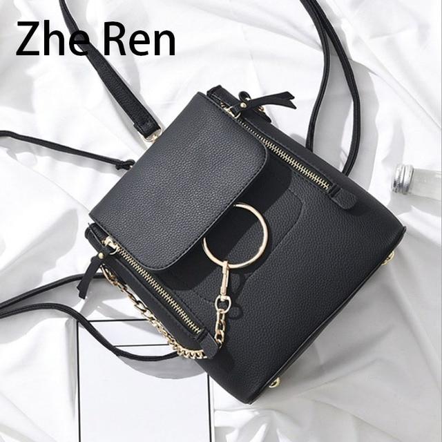 3a55cf44c8a New fashion women s bag trend casual travel bag of 2018 Fashion Luxury  Shoulder Bag High Quality Shoulder Bag