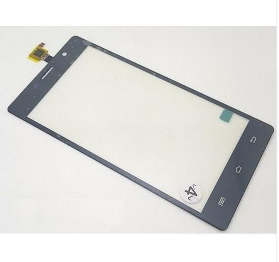 New For 5.5 Primux Omega 5 touch screen Touch panel Digitizer Glass Sensor Replacement Free Shipping black new for 5 qumo quest 510 touch screen digitizer panel sensor lens glass replacement free shipping