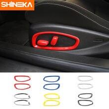 Декоративные накладки на автомобильные сиденья shineka Настраиваемые