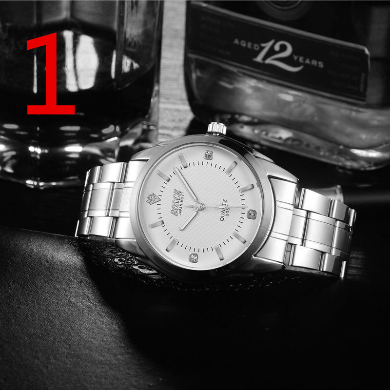 2019 new genuine automatic mechanical watch steel calendar sapphire crystal business luminous waterproof male watch2019 new genuine automatic mechanical watch steel calendar sapphire crystal business luminous waterproof male watch