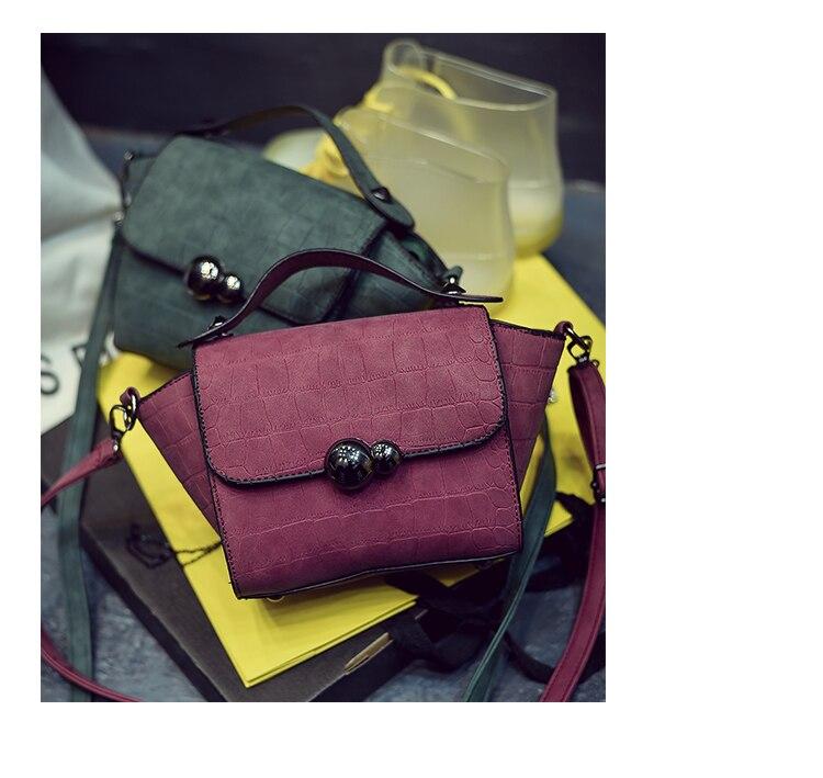 mão das senhoras para mulheres Tipo de Ítem : 2016 Woman PU Leather Casual Tote Bag