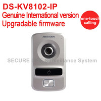 DS KV8102 IP International Version 1 3MP Water Proof Plastic Villa Door Station With Loudspeaker IC