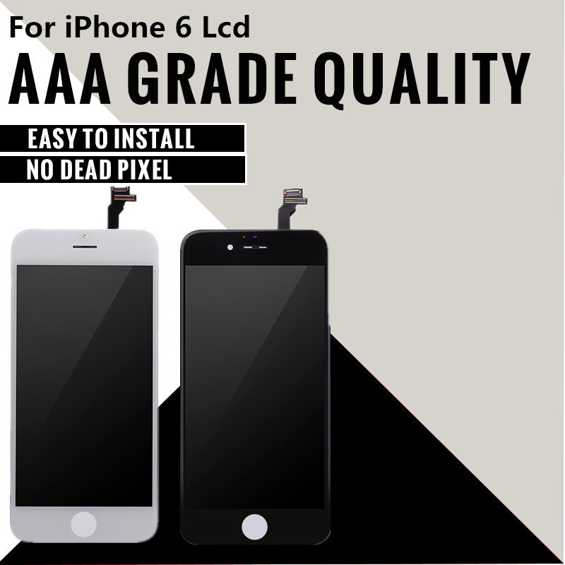 AAA For IPhone 6 LCD With Touch Screen Digitizer Assembly Display 100 Brand New High Quality