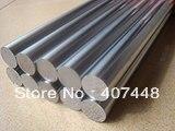 4 шт./лот SF8mm x 500 мм CNC закаленный шток линейного вала прямолинейного движения с хорошим качеством