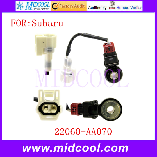 New Knock Sensor Detonation Sensor OEM 22060-AA070 <font><b>22060AA070</b></font> for <font><b>Subaru</b></font> image