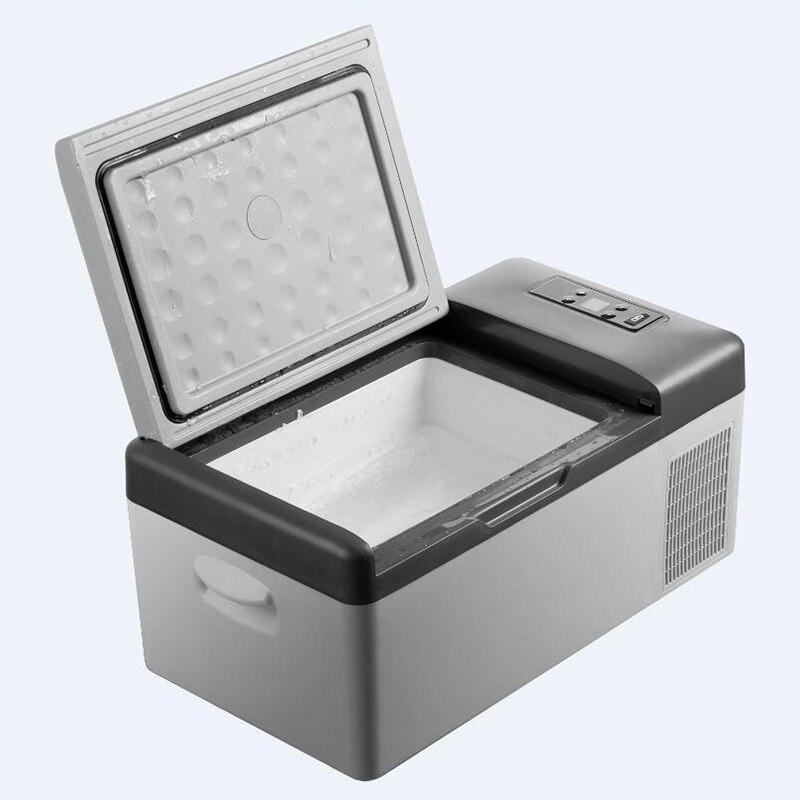 Alpicool Portable APP Conrtol Mini compresseur réfrigérateurs 15L Portable Mini Portable voiture réfrigérateur froid/chaud double usage DC12V/24 V - 4