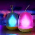 HY Colorful Timing Flame Night Light Led Magic Discoloration Portable Romantic Atmosphere Lights Support Drop Shipped&Wholesale