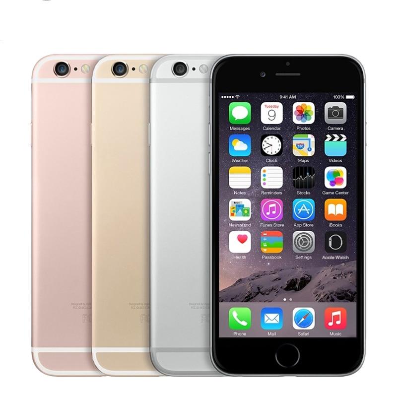 "Original Unlocked Apple iPhone 6S Smartphone 4.7"" IOS Dual Core A9  16/64/128GB ROM 2GB RAM 12.0MP 4G LTE IOS Mobile Phone 4"