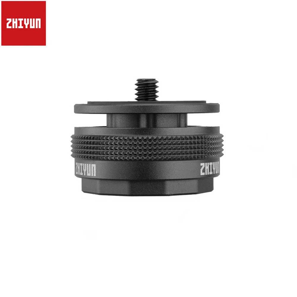 Zhiyun TransMount szybkiej konfiguracji zestaw dla Zhiyun Weebill laboratorium S 3-Axis Gimbal Crane 2 i statyw Monopod z 1/4 elementy śrubowe