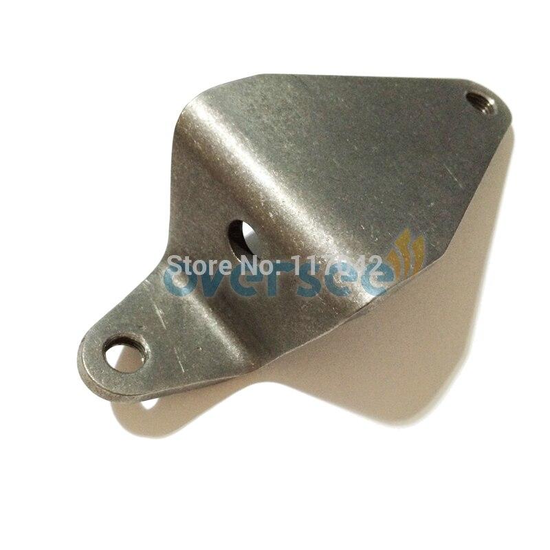 676-48511-02 Нержавеющая сталь кронштейн для установки для Yamaha 40hp подвесной Двигатели для автомобиля