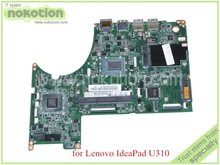 "NOKOTION DALZ7TMB8C0 REV C 11S90002339 Für lenovo Ideapad U310 13 ""Laptop Motherboard HD4000 + I5-3317 1,7G"