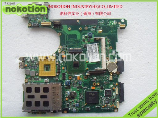 NOKOTION 441094-001 Laptop motherboard for hp NX7300 NX7400 intel ddr2 Mainboard full tested nokotion laptop motherboard for hp nx7300 nx7400 441094 001 ddr2 mainboard full tested