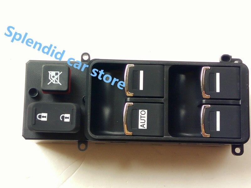 Interrupteur de lève-vitre de voiture BYD G6 approprié interrupteur de levage en verre de porte avant et arrière, NUM 374605000Z5