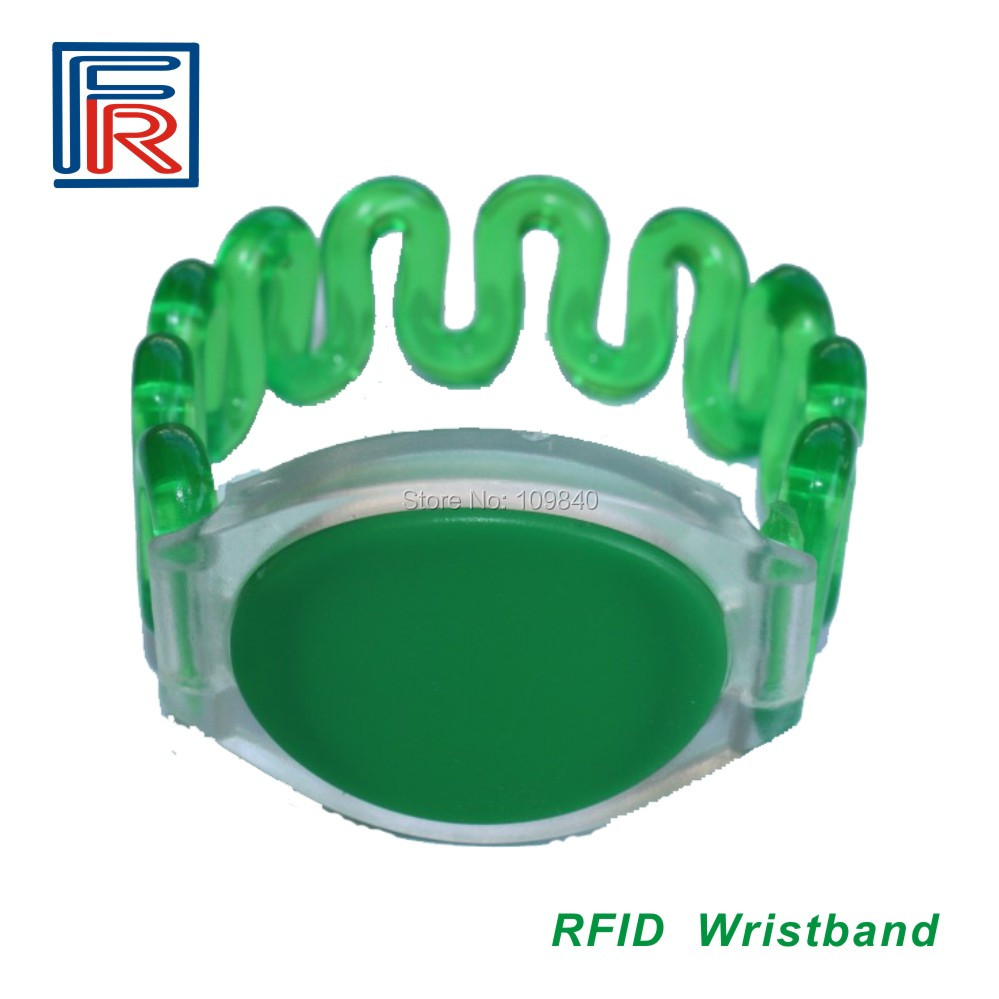 125Khz RFID ABS EM4100 Wristband Waterproof Bracelet Proximity Smart Card Watch Type for Access Control 100pcs/lot wb03 silicone rfid wristband rfid bracelet proximity smart em card frequency 125khz for access control with tk4100 chip