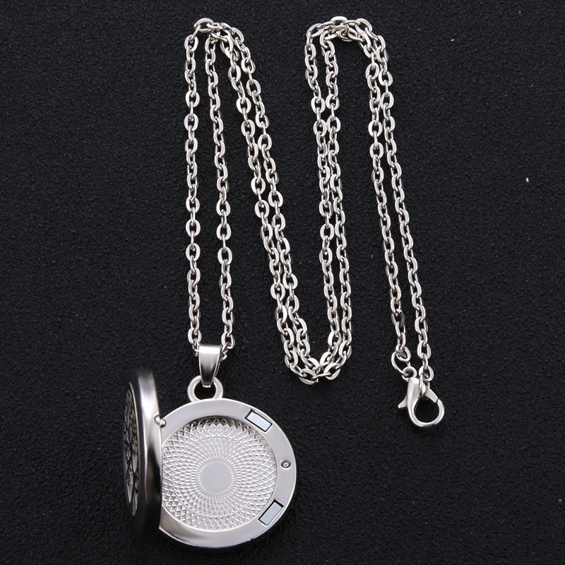 Box Locket Pendant Jewelry 2
