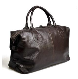 Svart / Brun 100% Garanterad äkta läder topp cowhide män läder - Väskor för bagage och resor - Foto 6