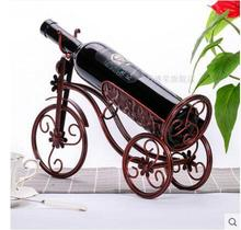 European-style living room wine rack is decorated with creative iron wine cabinet недорого
