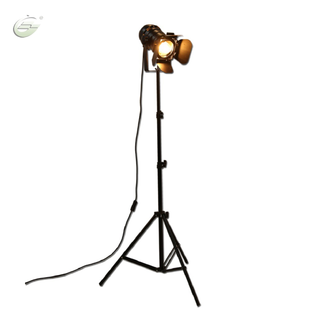 Online kopen wholesale vintage statief lamp uit china for Cheap tripod lamp