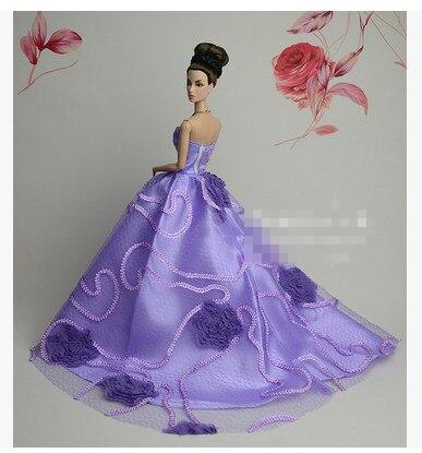 12 видов стилей на выбор фестиваль подарки для Обувь для девочек куклы Интимные аксессуары свадебное платье вечернее платье одежда для BB FR 1:6...