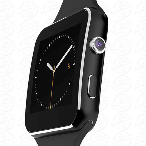 Bluetooth Smart Watch X6 Smartwatch clock hours For samsung huawei xiaomi lenovo meizu lg tcl