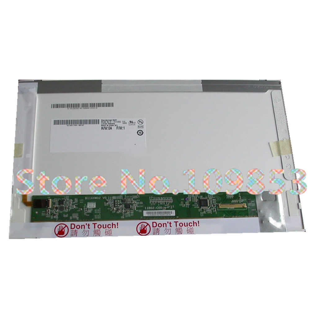 11.6 ''Laptop Lcd Led Matrix Screen Voor Acer Aspire 1410 Laptop Scherm B116xw02 V.0 Ltn116at01 Lp116wh1 N116b6