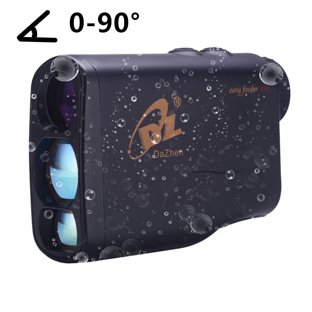 600m Monocular Hunting Distance Meter Medir A Laser font b Rangefinder b font Golf Pinseeker Range