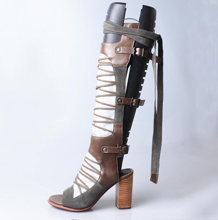Hebilla Correo Tacones Gris 14 A Paquete rojo Prueba Con Par 11 Zapatos  Correa Mujer Y ... 3150ef70603d