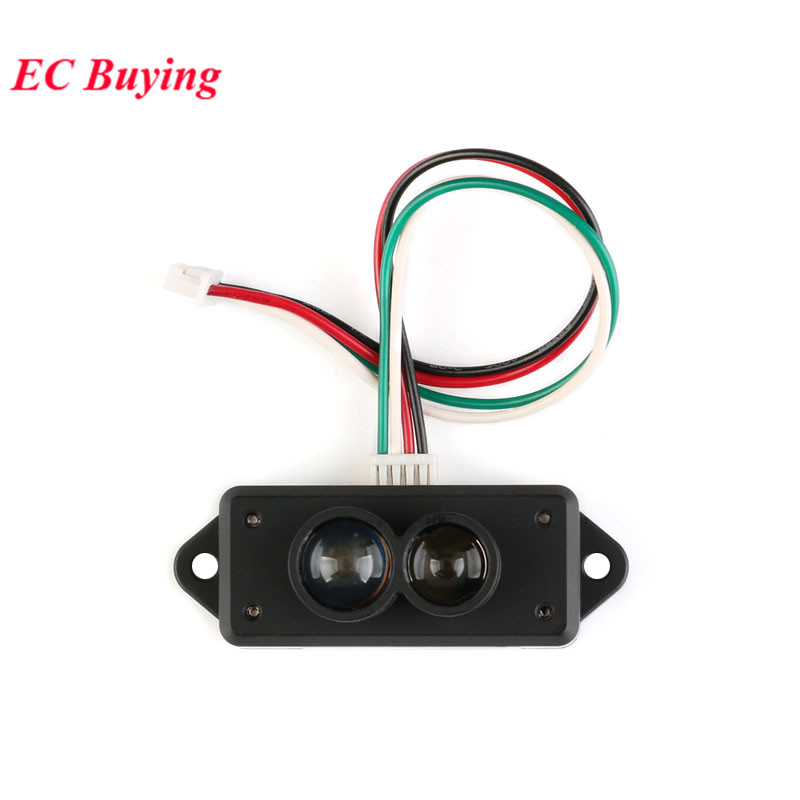 Laser Distance Measuring Sensor Module ToF One way Laser Range Finder High precision Sensor Module Serial