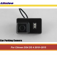 Liislee Car Reverse Back Up Parking Camera For Citroen DS4 DS 4 2010~2015 / Rear View Camera / HD CCD Night Vision