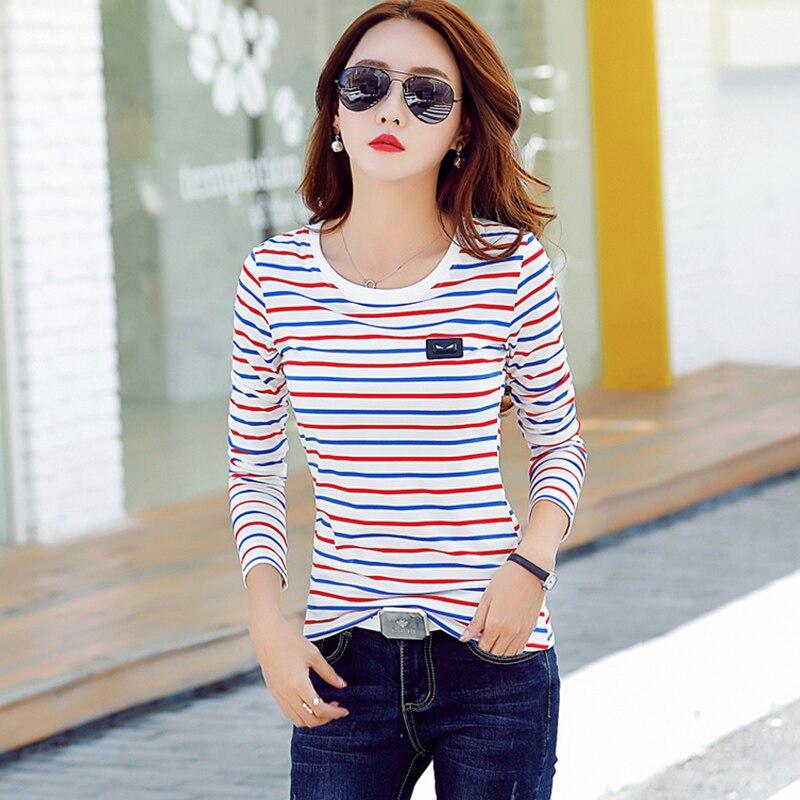 Frühling herbst gelb tees 2018 taste T-Shirt Frauen Lange Hülse Frau T-shirt Top Frauen Kleidung T Shirt Femme Camisetas Mujer