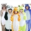 Women's Warm Unicorn Sleepwear Adult Winter Couple Pajamas Stitch Animals pajamas pyjama femme pijama licorne unicornio