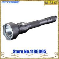 JETBeam wl s4 gt Охота свет CREE xhp70 LED max.3300 люмен луч расстоянии 400 м тактический фонарик для Спорт на открытом воздухе