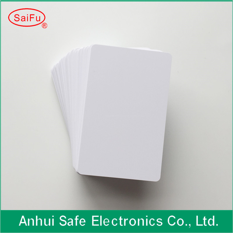 Good Quality Inkjet PVC Card Glossy Two Sides Printable Blank PVC Card For Epson or Canon