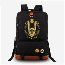 Der Herr der Ringe Schulter Schule Messenger rucksack schwarze Tasche Neue