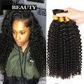 Мода 10A Индийский Вьющиеся Массового Плетение Волос, 3 Связки Индийский массовая Человеческих Волос Королева Красотки Weave Индийский Странный Вьющиеся Плетение волос