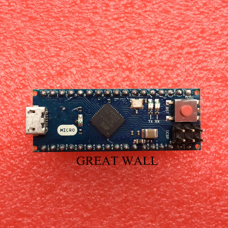 G1 Micro ATmega32u4 5V 16MHZ 100% compatible For Arduino Mirco Replace pro mini leonardo mini