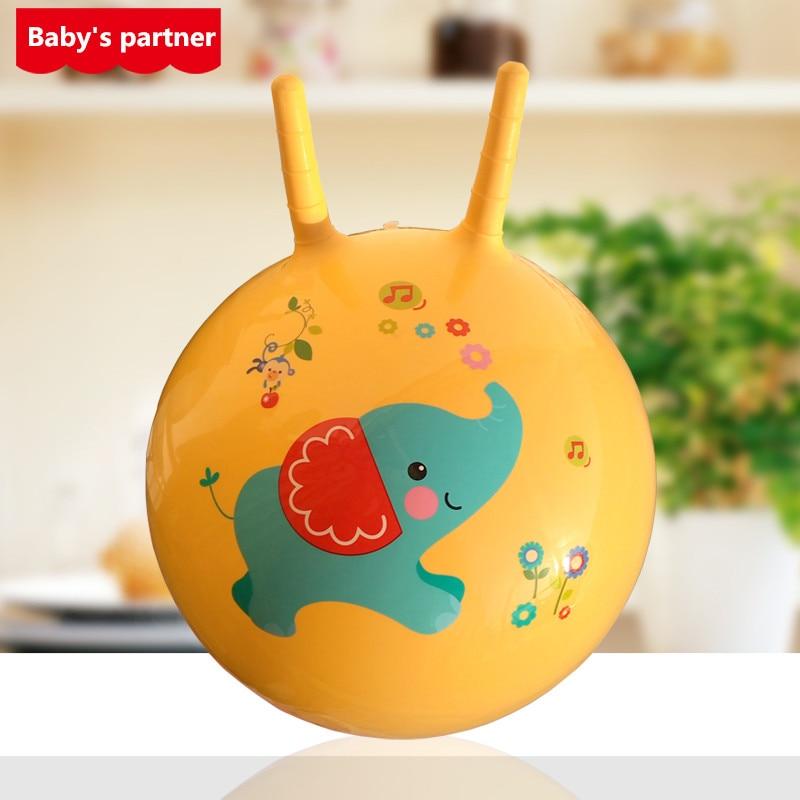 1pcs 45cm High Quality Inflatable Cartoon Jumping Ball