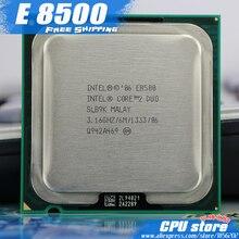 Процессор Intel Core 2 Duo E8500 CPU(3,16 ГГц/6 м/1333 ГГц) Двухъядерный разъем 775(Рабочая) E8400 E8600