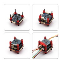 IFlight SucceX 35A 4 IN 1 ESC F4 Mini Flight Controller Mini VTX 2 6S Fly Tower for FPV RC Racing Drone Free Style Kit 25% OFF