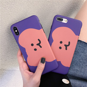 Bear women silicone for iPhone