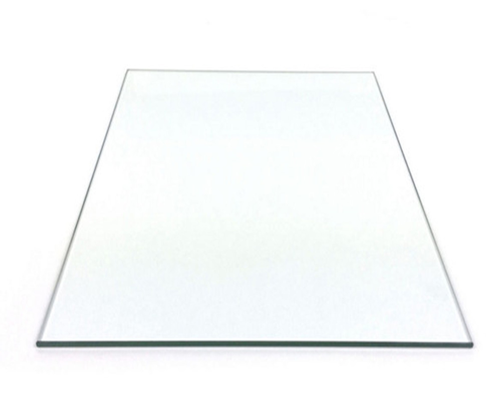 A Smartrap Reprap 3D Printer Borosilicate Glass 220x220 mm Build Plate tempered glass plate For Heated