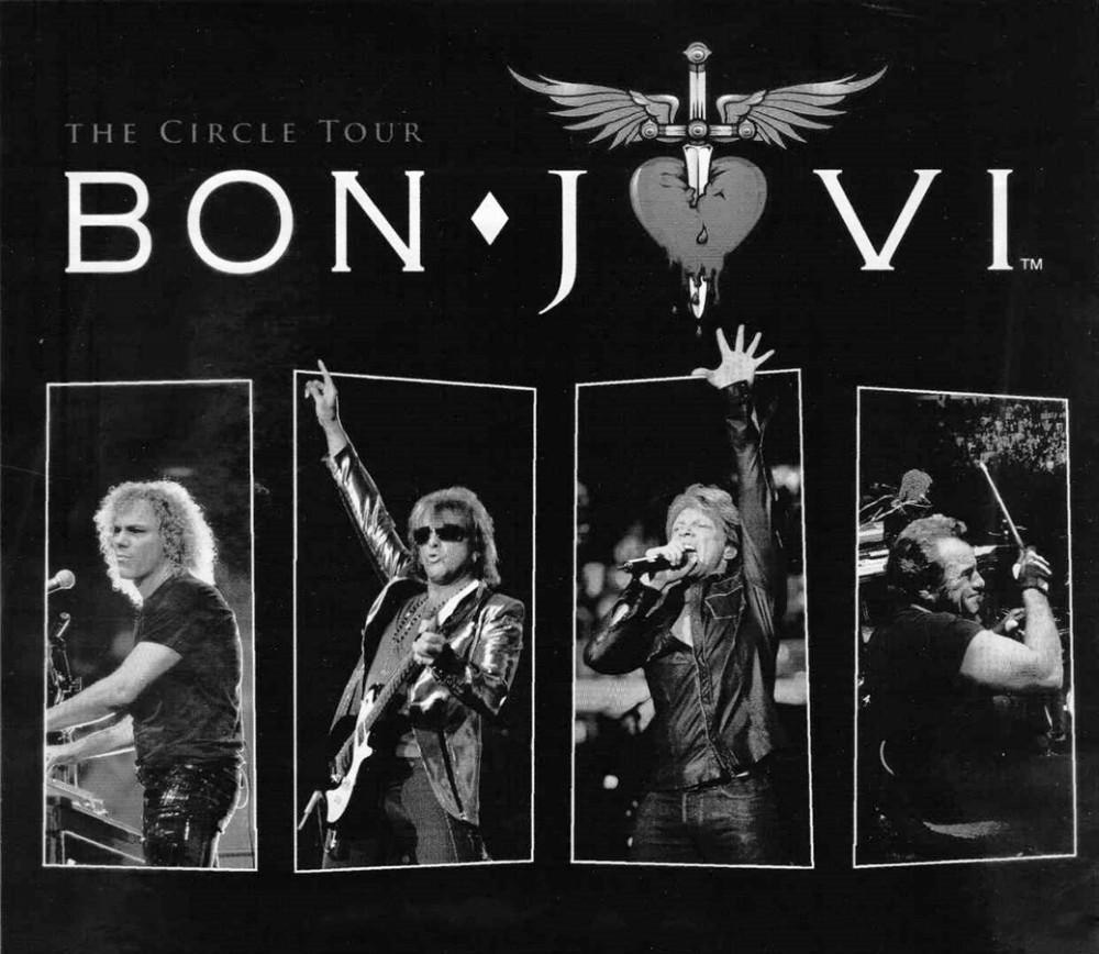bon jovi musik band gruppe stoff poster 24 x 24 13x13 029