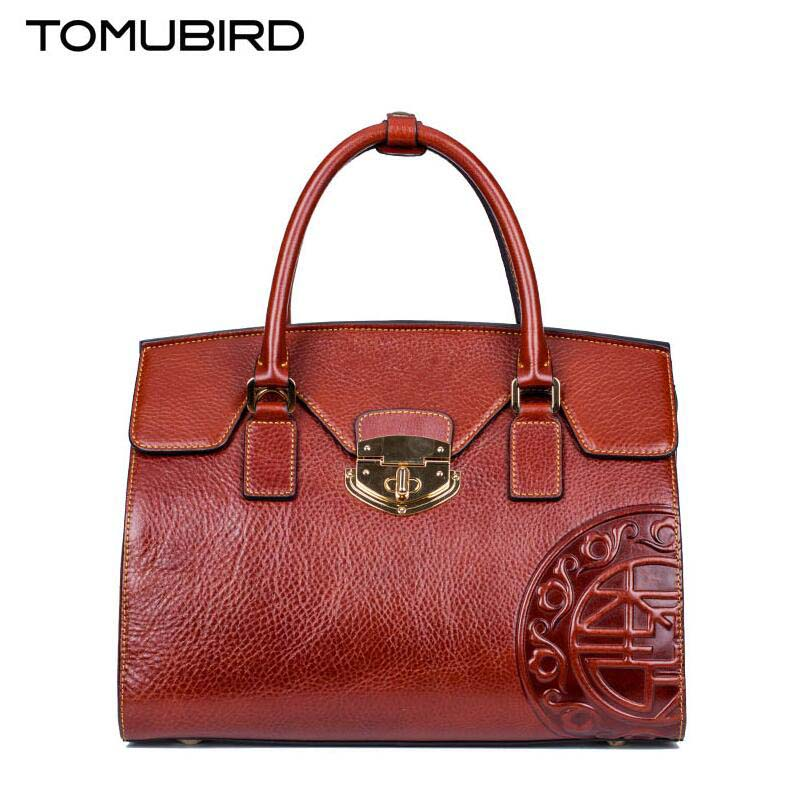 Famous brand top quality Cow Leather women bag  Fashion Shoulder Messenger Bag Embossed hit color handbag Platinum package famous brand top quality cow leather women bag 2016 new chinese style embossed handbag retro shoulder messenger bag
