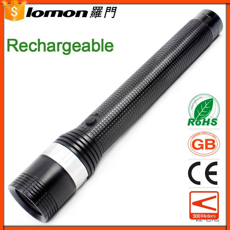 Lampe de poche LED zoom batterie batterie haute puissance Rechargeable torche en alliage d'aluminium Zoomable torche cyclisme vélo chasse lumière