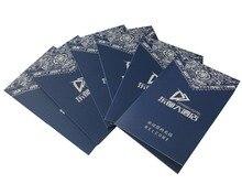 Купить онлайн Высокое Качество Печати Hotel номер карты с 250gsm Бумага для Key Card Holder