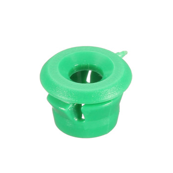 Side Sill Car Clips For BMW E30 E32 E36 E46 E60 E61 E63 Plastic Green Replace Part 51711932996 Durable Auto Clips Hot Sale image